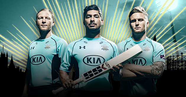 Surrey names 14 man squad for the opening two games of Natwest T20 Blast