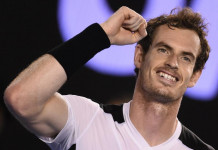 Murray, Konta raise Union Jack at Aussie Open